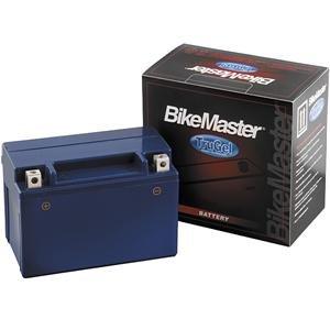 BikeMaster TruGel Battery - YT12A-BS/Blue