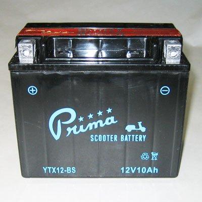 Battery, Vespa ET4, GT, LX150 12V TX12-BS Sealed