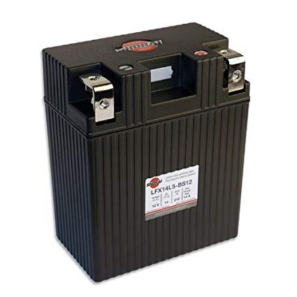 Shorai LFX14L5-BS12 Lithium Battery