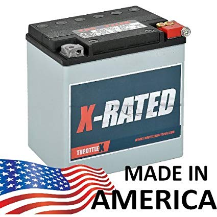 ADX16 - Replacement Motorcycle Battery