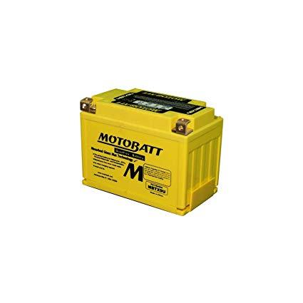 MotoBatt BT190M 12V 10.5 Ah Sealed AGM Replacement Battery