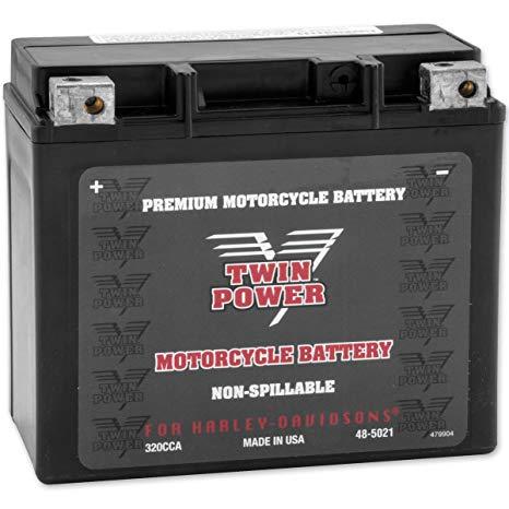 Twin Power High Performance AGM Battery TPWM72RGH