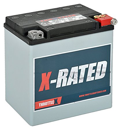 HDX30L - MADE IN AMERICA - Harley Davidson Replacement Motorcycle Battery
