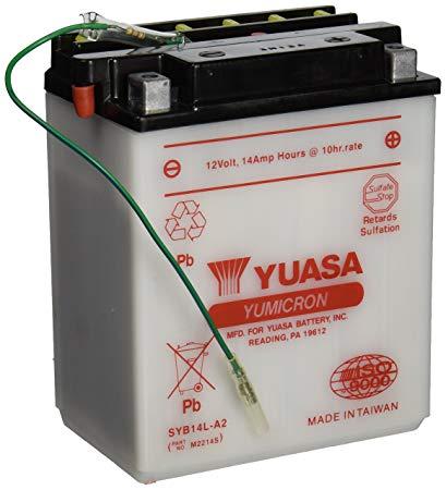 Yuasa YUAM2214S Yumicron Battery
